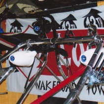 Custom speaker cans for all brand wakeboard towers