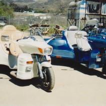 Custom Tri-Bikes
