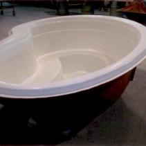 Large custom spas